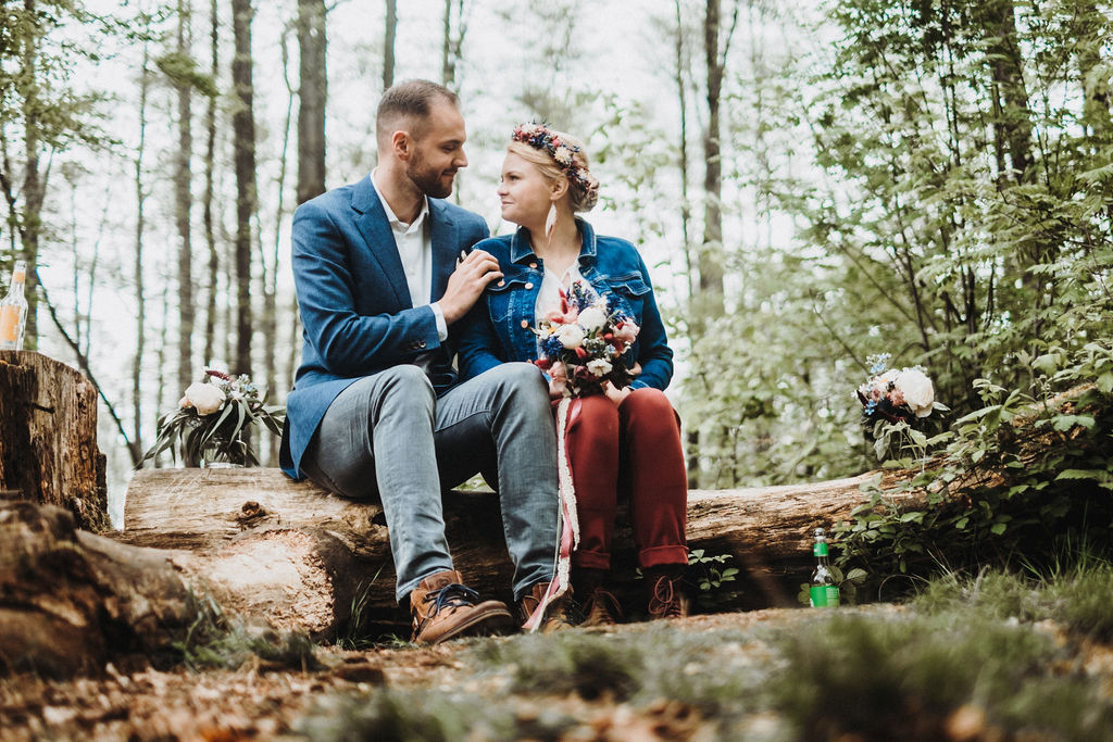 Traurednerin I Hochzeitsblog I Instabräute I Brautkleid I Freie Trauung Hamburg I Tiny Wedding I Micro Wedding I Boho Hochzeit I Waldhochzeit